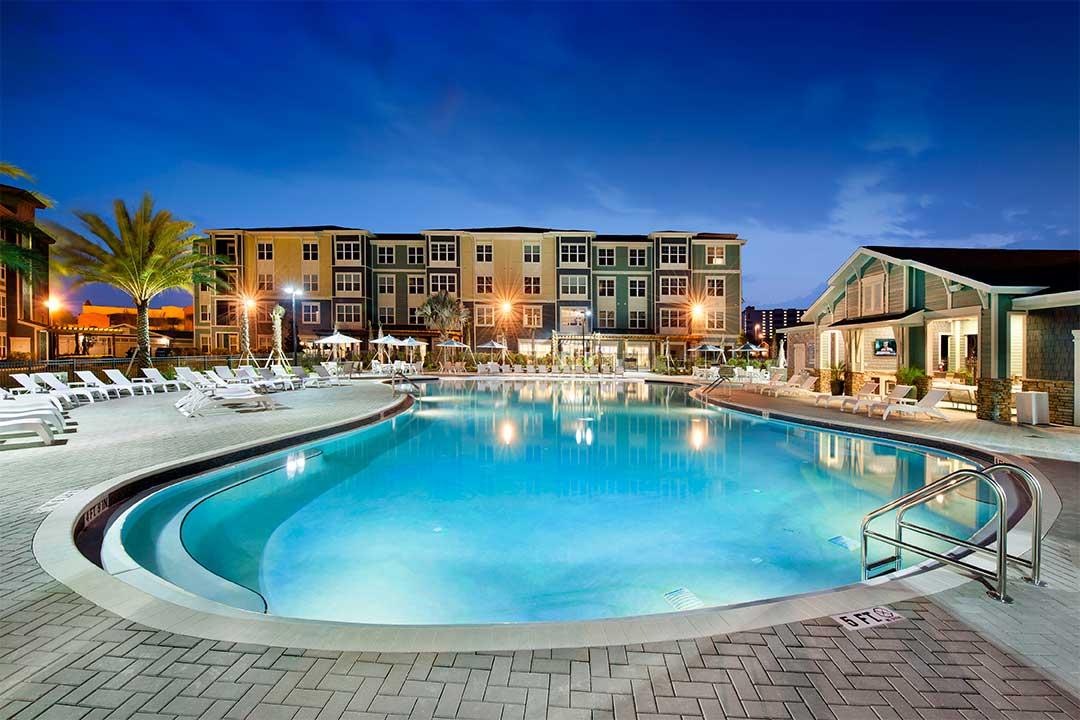 Citi Lakes Apartments Orlando Florida