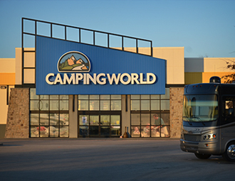 Camping World has Purchased Gander Mountain Assets