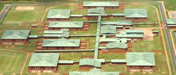 GEO Prison in South Africa