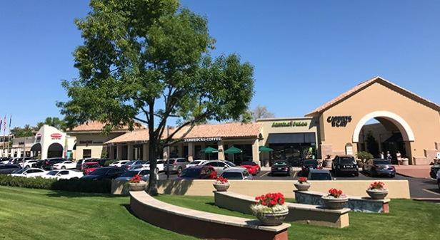 Whitestone REIT Seville Property Located in Scottsdale, Arizona